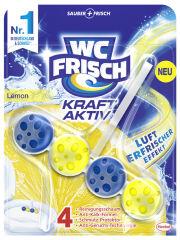 WC Frisch FORCE ACTIVE Désodorisant WC Lemon
