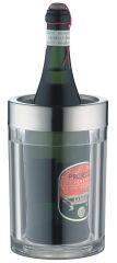 alfi Rafraîchisseur de bouteilles actif CRYSTAL, transparent