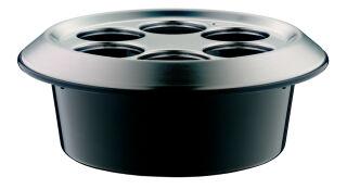 Accessoire, alfi Batterie de refroidissement pour KONFERENZBOY, noir