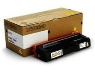 RICOH Toner pour RICOH Aficio SPC-252DN/E/SF, jaune