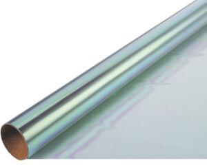 folia Film plastique irisé, (l)700 mm x (L)2 m, transparent