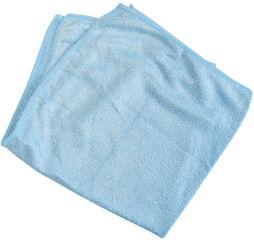 HYGOCLEAN serviette microfibre MICRO MASTER, bleu