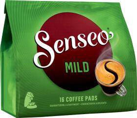 Senseo Dosette de café 'DOUX', paquet de 16
