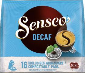 Senseo Dosette de café 'DECAF' - décaféiné, paquet de 16