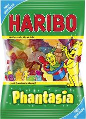 HARIBO Bonbons gélifiés aux fruits PHANTASIA, sachet 200 g