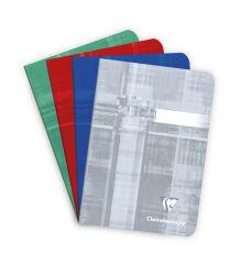 Clairefontaine Carnet piqué, A6, quadrillé 5x5, 96 pages