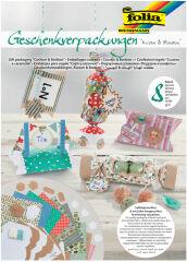 folia Kit de boîtes cadeaux 'coussins & bonbons'