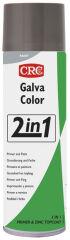 CRC Laque protectrice de peinture GALVACOLOR 2in1, argent,