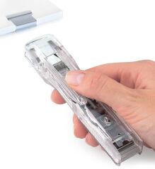 RAPESCO Pince distributrice de clip Supaclip 60, transparent