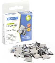 RAPESCO Clips à documents Supaclip 40, 50 pièces,