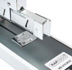 RAPESCO Agrafeuse grande capacité ECO HD-210, blanc soft