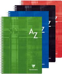 Clairefontaine Répertoire spirale, A4, quadrillé 5x5