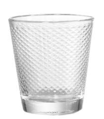Flirt by R & B Verre à whisky 'Diamond', 0,3 l