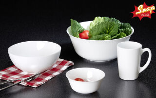 Snap by R & B Assiette plate '4EVERY DAY'