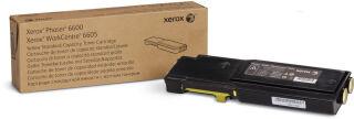 XEROX Toner pour XEROX Phaser 6600, jaune