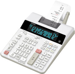 CASIO Calculatrice imprimante de bureau modèle FR-2650 RC