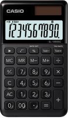 CASIO Calculatrice SL-1000 SC-PK, alimentation solaire/pile