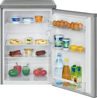 BOMANN Réfrigérateur VS 2185, acier inoxydable
