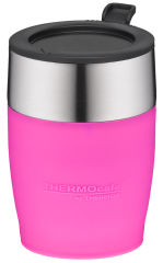 THERMOS Gobelet isotherme DeskCup TC, 0,25 litre, rose