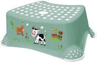 keeeper Marchepied 'tomek funny farm', vert