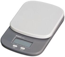 MAUL Pèse-lettres MAULstart, capacité de charge: 2000 g,gris