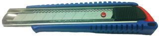 NT Cutter L 300 RP, boîtier en plastique, bleu