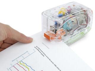 RAPESCO Agrafeuse électrique 626EL, transparent