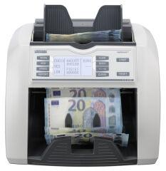 ratiotec Compteuse de billets 'rapidcount T 200', gris