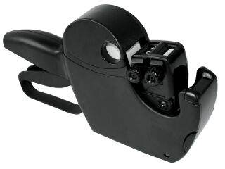 ratiotec Pince à étiqueter Price-Gun 2 lignes, noir