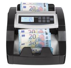 ratiotec Compteuse de billets 'rapidcount B 40', noir