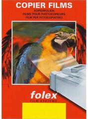 folex Film pour photocopieur, format A4, 100 microns
