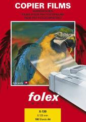 folex Film haute température, A3, transparent