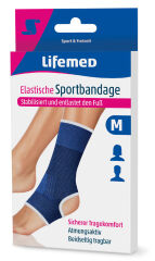 Lifemed Bandage sportif 'Cheville', taille: L
