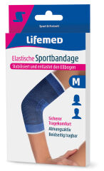 Lifemed Bandage sportif 'Coude', taille: S