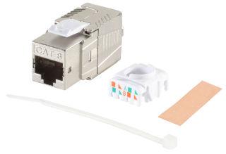 shiverpeaks BASIC-S Module Keystone Cat.8.1, blindé