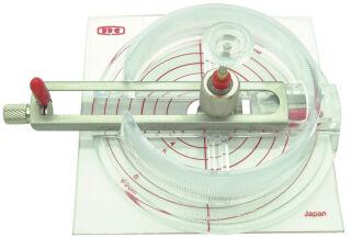 NT Cutter Coupe-cercles iC 1500 P, avec 6 lames