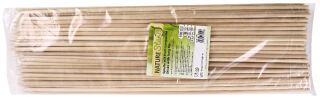 NATURE Star Brochette, en bois, longueur: 400 mm