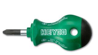HEYCO Tournevis cruciforme, PH 01, molybdène/vanadium