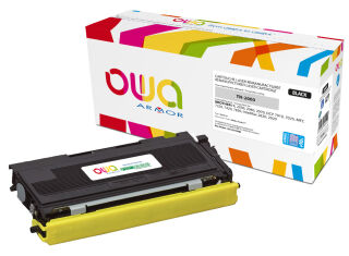 OWA Toner K15112OW remplace BROTHER TN-2120, noir