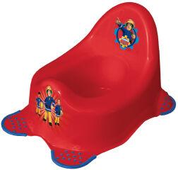 keeeper kids Pot pour bébé 'adam Fireman Sam', rouge