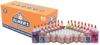 ELMER'S Kit de slime 'Party Slime Kit', 60 pièces