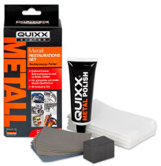 QUIXX Kit de réparation pour métal, 14 pièces