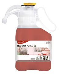 TASKI Nettoyeur sanitaire Sani 100 Pur-Eco SmartDose, 1,4 L