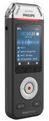 PHILIPS Enregistreur audio DVT2810, mémoire de 8 Go