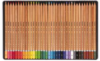 bruynzeel Crayons de couleur aquarelle Expression, étui x36