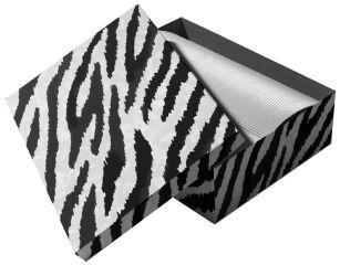 RÖMERTURM POMPÖÖS Boîte cadeau 'Snow Tiger', 150 x 210 mm