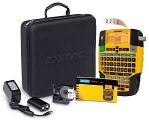 DYMO Etiqueteuse 'RHINO 4200 Kit coffret', clavier Azerty