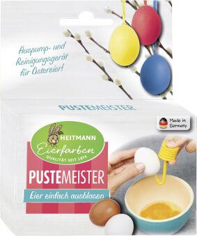 HEITMANN Souffleur d'oeufs de Pâques 'Pustemeister'
