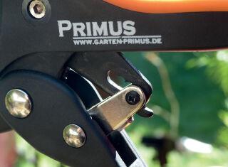 Garten PRIMUS Sécateur à crémaillère pour dames, L : 174 mm