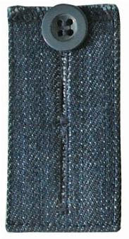 KLEIBER Extenseur de ceinture de pantalon, bleu jeans